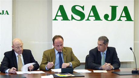Banco Sabadell firma un convenio con ASAJA-Cuenca