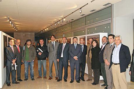 Inaugurada la exposición 'Bienvenido a la montaña de basura' en el Ars Natura