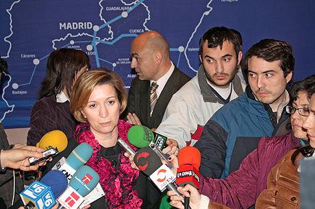 La Junta resalta la capacidad de la alta velocidad para atraer proyectos vinculados al desarrollo de Castilla-La Mancha