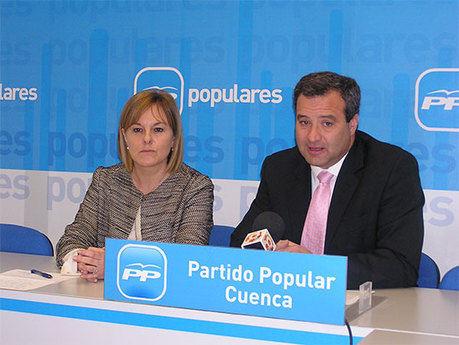 """Pulido: """"Ha quedado demostrado que existe el sentimiento colectivo de que Cospedal tiene que ser la próxima presidenta de Castilla-La Mancha"""""""