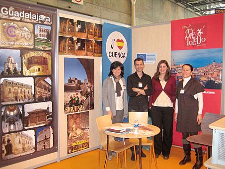 Castilla-La Mancha promociona el español como recurso económico en Paris