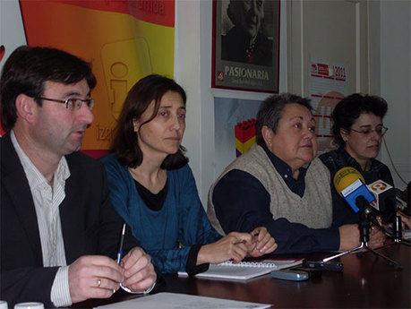 Izquierda Unida presenta la candidatura a las municipales