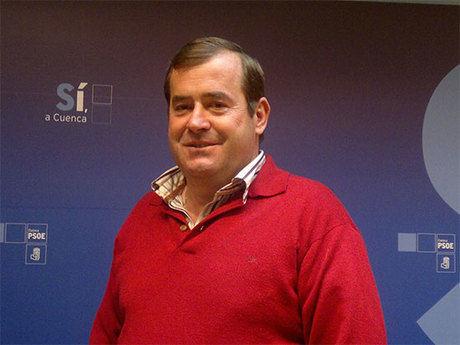 José Luis Valero, elegido candidato socialista a la alcaldía de Minglanilla