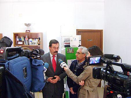 Montalvo reitera el apoyo de La Junta al trabajo de las oficinas municipales de información al consumidor
