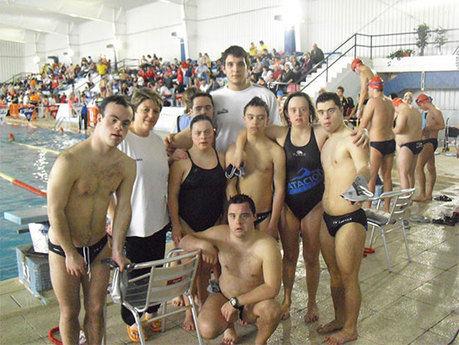 Ocho medallas para los conquenses en el Campeonato de España de natación para personas con discapacidad intelectual