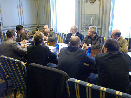 El sector empresarial y comercial, satisfecho con los acuerdos alcanzados en Madrid para impulsar el turismo
