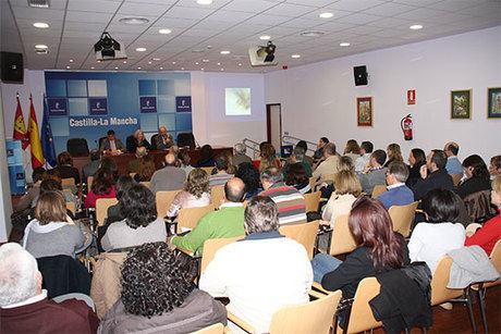 Reunión informativa en Cuenca sobre la nueva ley de salud pública que prepara el Gobierno de Castilla-La Mancha