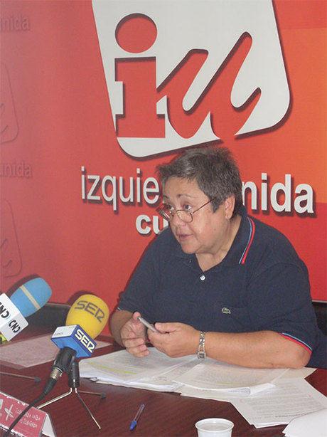 Izquierda Unida Cuenca condena la masacre de civiles libios
