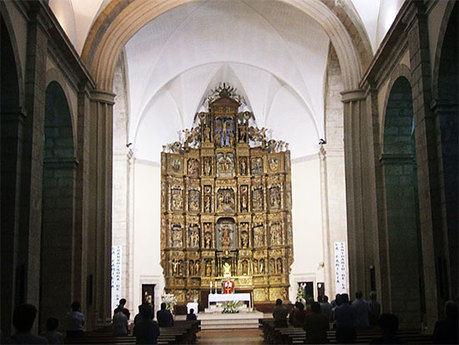 El Obispado de Cuenca ante la polemica surgida tras el anuncio de la restauración del retablo de la Parroquia de Nuestra Señora de la Asunción