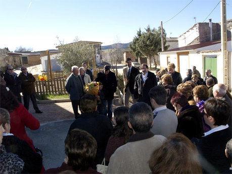 Villanueva de Guadamejud estrena numerosas mejoras urbanas en servicios básicos