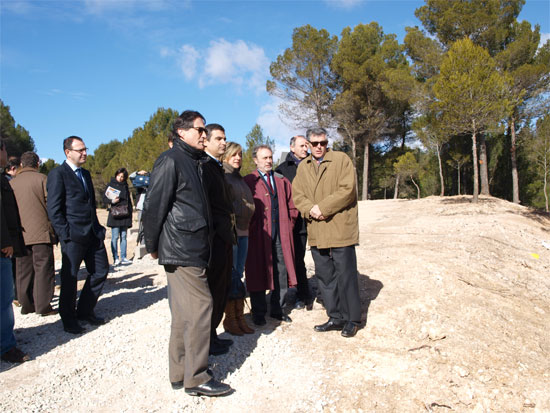 El Ministerio de Medio Ambiente y Medio Rural y Marino recupera el puente del Villalpardo