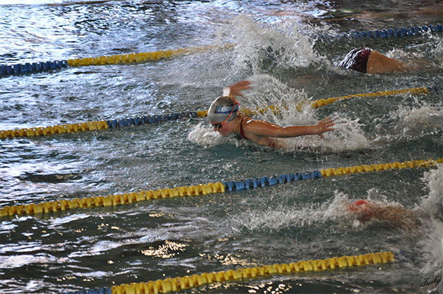 El Club Natación Cuenca participo en el campeonato regional de invierno de natación Master, Absolutos y G.E.