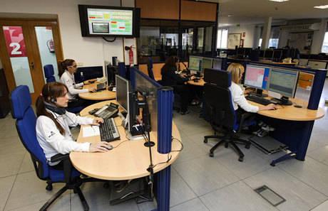 El 1-1-2 gestionó de media más de 4.400 llamadas diarias durante 2014