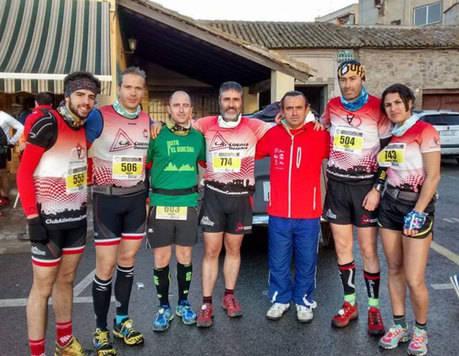 Gran fin de semana para el Club Atletismo Cuenca-Dolomia