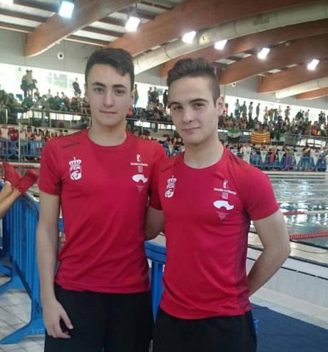 El Club Natación Cuenca en el Campeonato de España de Natación por Comunidades Autónomas Infantil y Junior