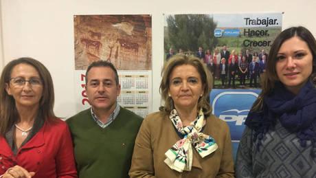 El PP de Tarancón le exige a López Carrizo ir a Fuensalida y pedir a García-Page que financie el Plan de Empleo