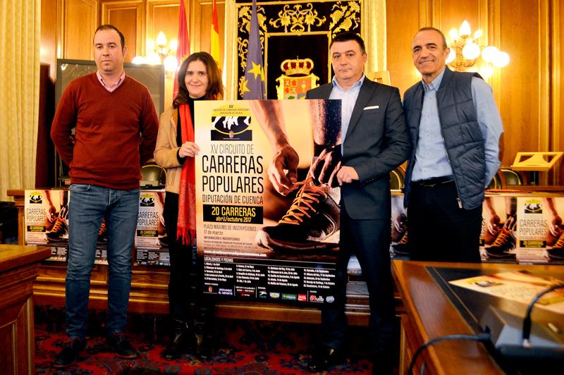 Circuito Carreras Populares Cuenca : El circuito de carreras populares 'diputación cuenca
