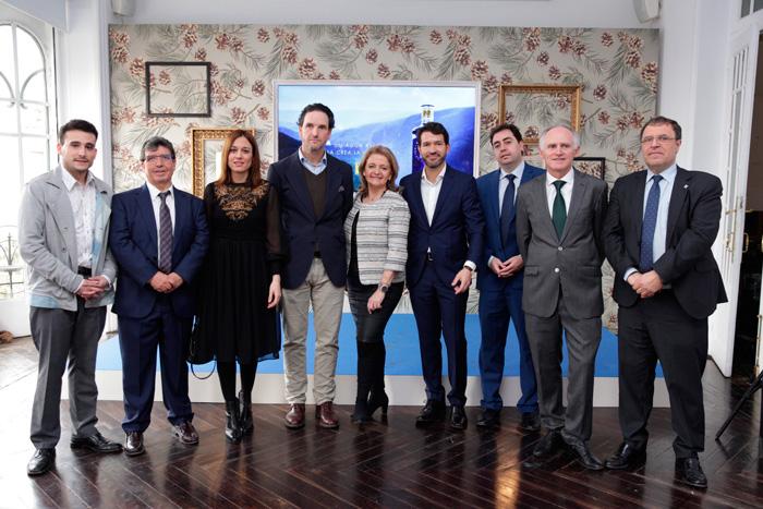 El Gobierno regional destaca el protagonismo de la Serranía de Cuenca en la nueva campaña publicitaria nacional de 'Solán de Cabras'