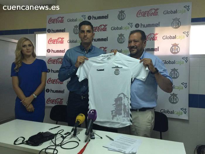 Adrian Popa, nuevo jugador de la Unión Balompédica