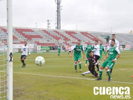 El Conquense continúa con su racha de victorias en casa (3-1)