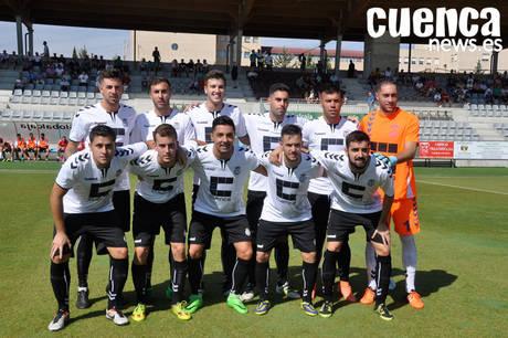 Importante victoria del Conquense ante el Madridejos
