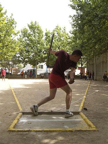 Zarzuela acoge este domingo la Competición de juegos y deportes tradicionales de la provincia
