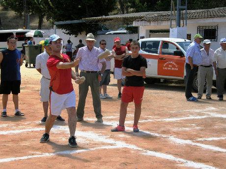 Valera de Abajo acogió la XXVI edición del  Competición Provincial de Juegos y Deportes Tradicionales