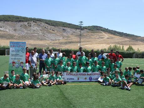 Concluye el primer turno del 7º Campus Ciudad de Cuenca