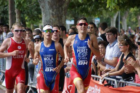 Jose Miguel Perez termina 4º en la copa de Europa Premium celebrada en la localidad de Banyoles
