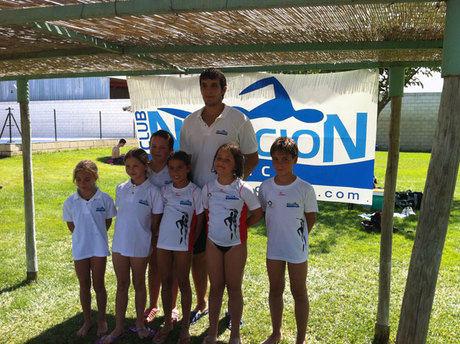 Gran actuación de los nadadores conquenses en el regional de verano en Madridejos