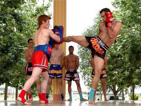 Motilla del Palancar acoge 2 campeonatos de España de Muay Thai