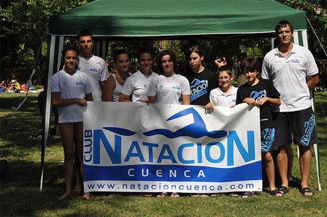 El Club Natación Cuenca participo el pasado fin de semana en el XXXIII Trofeo José Sagarreras