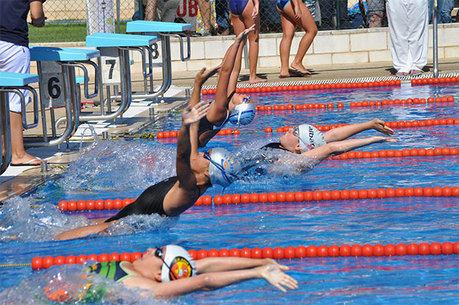 El CN Cuenca participo en Madridejos en el Campeonato Regional de Verano de Natación de la categoría alevín
