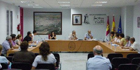 El Ayuntamiento de Mota del Cuervo celebra el primer Pleno Extraordinario de la legislatura