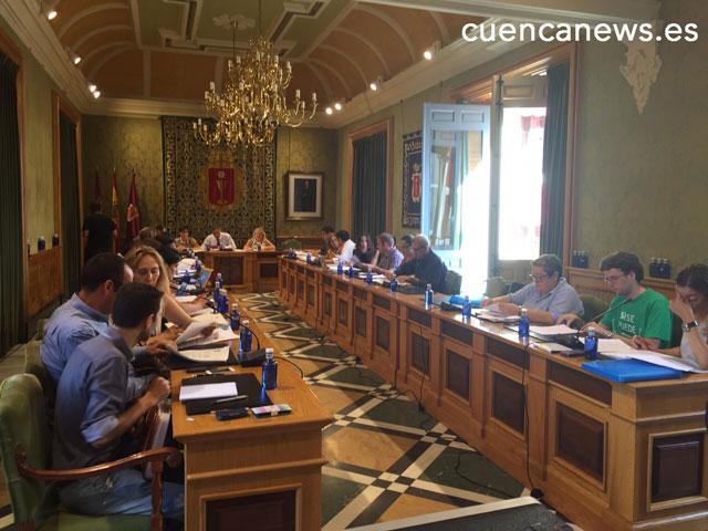 El Pleno aprueba la solicitud de la Alcaldía de adherirse al Fondo de Ordenación de Entidades Locales