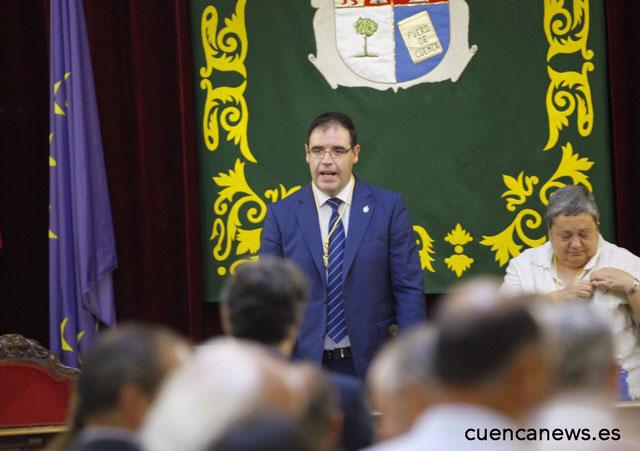 Prieto se compromete a seguir trabajando por la provincia de Cuenca