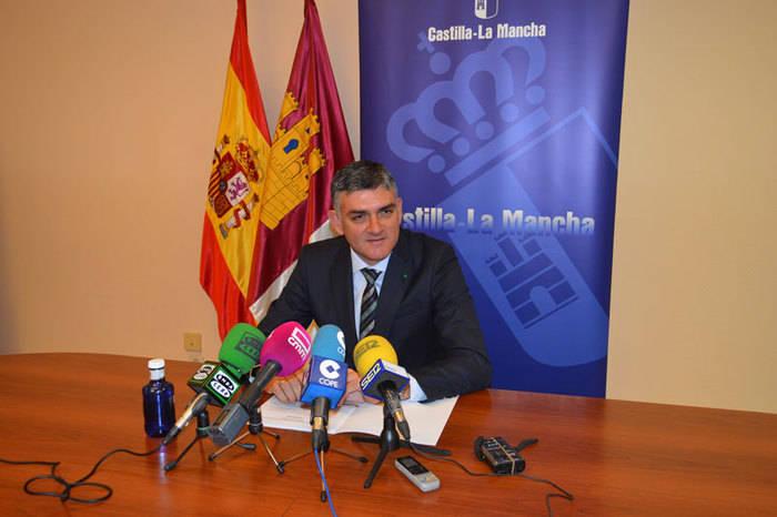 """Godoy afirma que Cuenca """"ha vuelto a la agenda del Gobierno regional"""" y destaca la bajada del paro y el crecimiento de la actividad económica"""