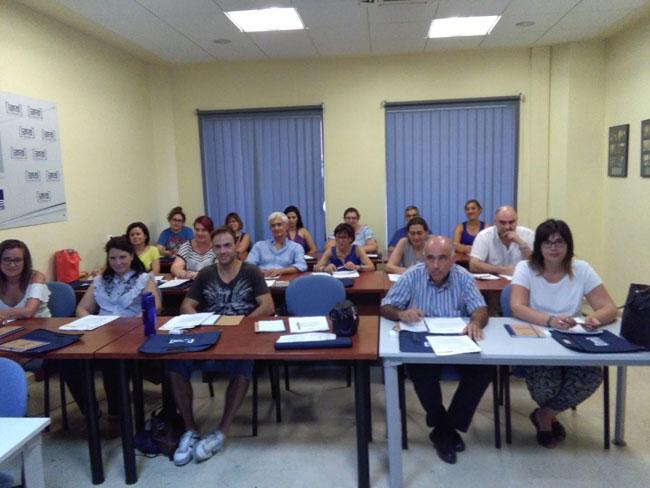 CEOE CEPYME Cuenca  ha formado a cerca de veintena alumnos sobre IVA en operaciones interiores