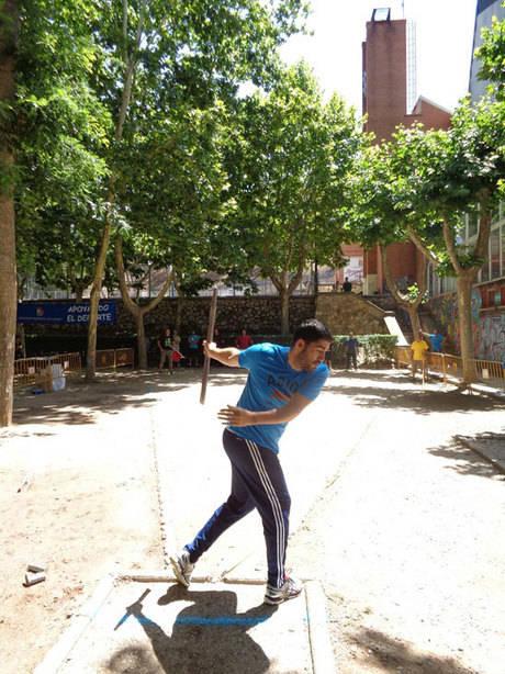 Cuenca albergó el arranque oficial de la XXXII Competición Provincial de Juegos y Deportes Tradicionales 2017