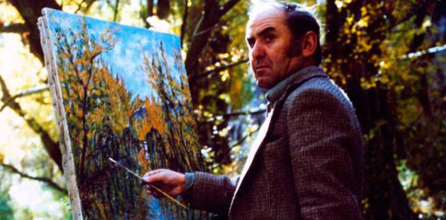 Se fue el pintor de los paisajes de Cuenca