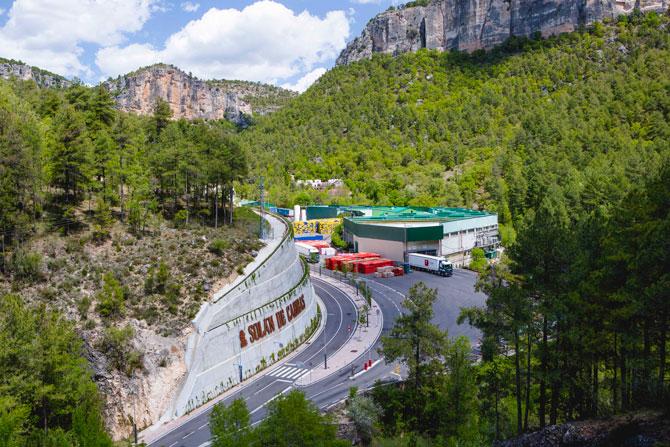 Mahou-San Miguel invirtió 2,8 millones de euros en su planta de Beteta en 2016