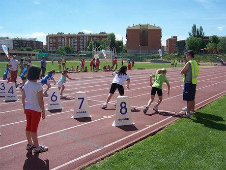 Fiesta final de las categorías inferiores del atletismo provincial