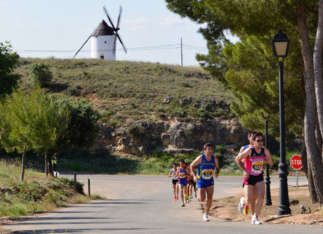 """Mota del Cuervo acogió la 5º prueba del circuito de carreras populares """"Diputación de Cuenca"""""""