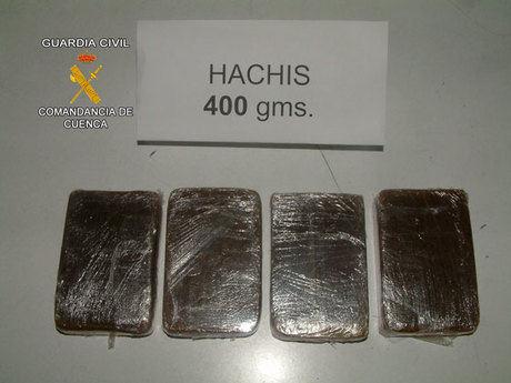 Detenidas en Tarancón 3 personas por tráfico de drogas