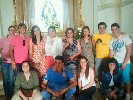 NNGG de Cuenca visita Pozorrubio de Santiago en la Fiesta de la Comarca