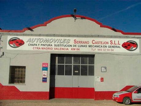 "El taller automóviles Serrano Castejón, de Tarancón, ganador del ""Reto innova de Línea Directa"""