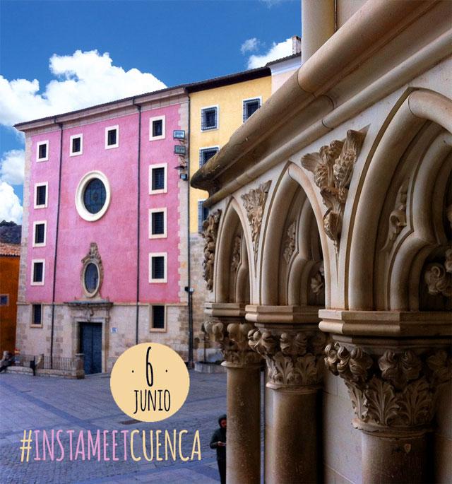 Instagramers Castilla-La Mancha celebrará su primer  encuentro con paseo fotográfico el próximo 6 de junio en Cuenca
