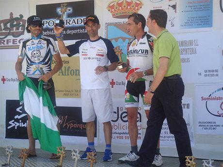 Gran actuación del conquense Angel Llorens  en el Open de España