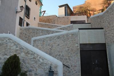 889c13dfa8f Ciudadanos Cuenca incide en la necesidad de la puesta en funcionamiento del  ascensor de la calle