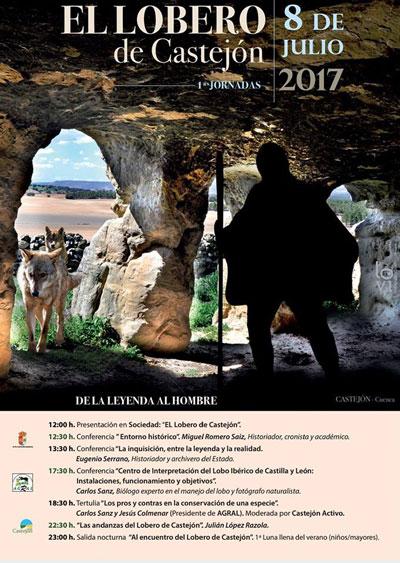 """Castejón acoge la I Jornada """"El Lobero de Castejón"""""""